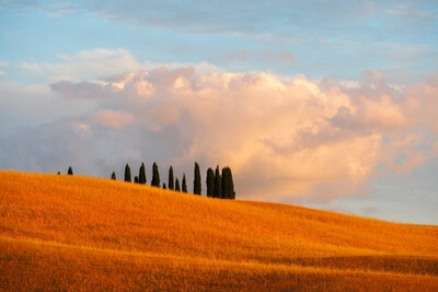 Tuscany photo locations