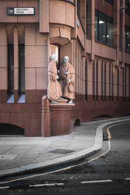 images of London - Crutched Friars