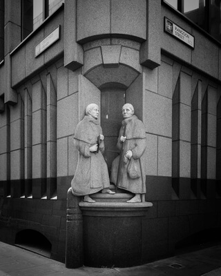 pictures of London - Crutched Friars