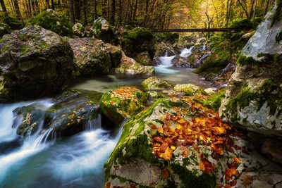 photos of Triglav National Park - Water Hurst of Šunik