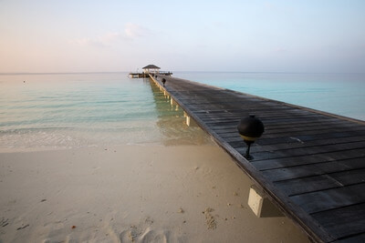 pictures of the Maldives - Royal Island, Maldives