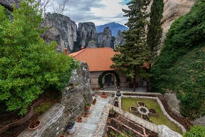 photo locations in Greece - Rousanou monastery