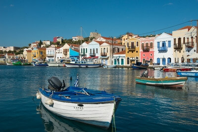 Greece photography locations - Kastellorizo