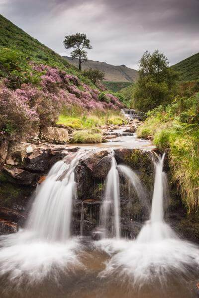 England instagram locations - Fair Brook Waterfall