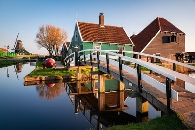 Netherlands photography locations - Cheese Farm Catharina Hoeve, Zaanse Schans