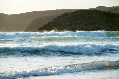 pictures of South Wales - Whitesands Bay