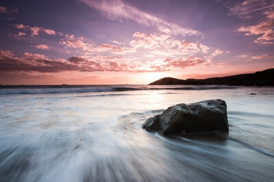 South Wales photography spots - Whitesands Bay
