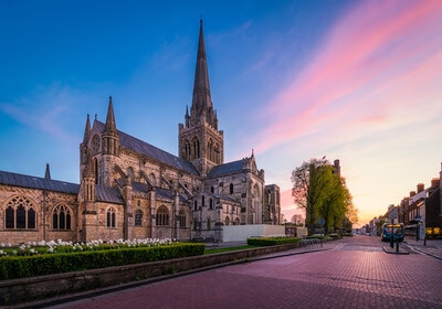 England photo spots - Chichester Cathedral