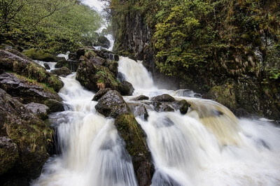 pictures of Lake District - Lodore Falls, Lake District