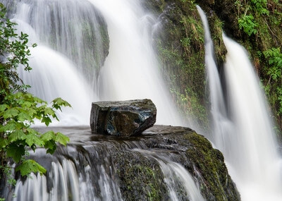 photo locations in England - Lodore Falls, Lake District