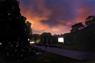 photos of South Wales - Outdoor Cinema