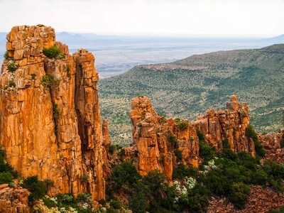 photo locations in South Africa - The Valley of Desolation