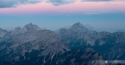 images of Triglav National Park - Mt Špik Summit