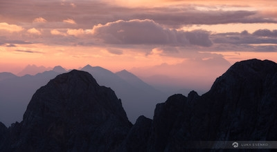 pictures of Triglav National Park - Mt Špik Summit