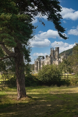 images of South Wales - Margam Country Park