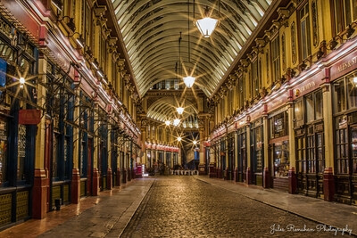 pictures of London - Leadenhall Market
