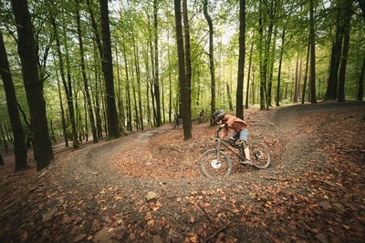 photo spots in South Wales - Afan Forest Bike Park (Bryn Bettws Lodge)