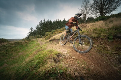 pictures of South Wales - Afan Forest Bike Park (Bryn Bettws Lodge)