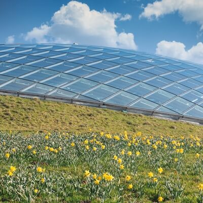 Carmarthenshire photo locations - National Botanic Garden of Wales