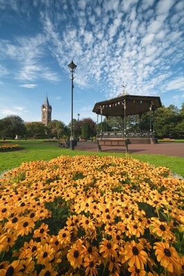 images of South Wales - Victoria Gardens, Neath