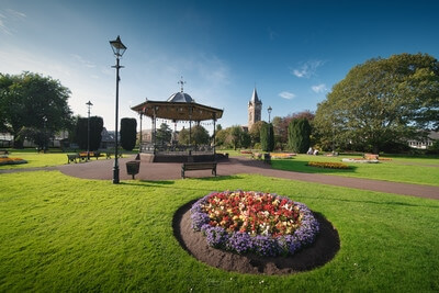 photos of South Wales - Victoria Gardens, Neath