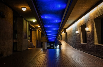 pictures of London - Barbican Centre