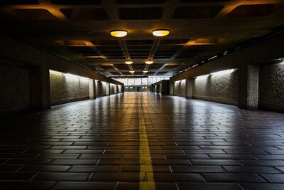 photos of London - Barbican Centre