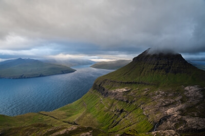 photos of Faroe Islands - Sornfelli Mountain