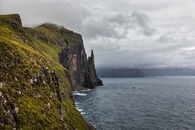 pictures of Faroe Islands - Witches Finger