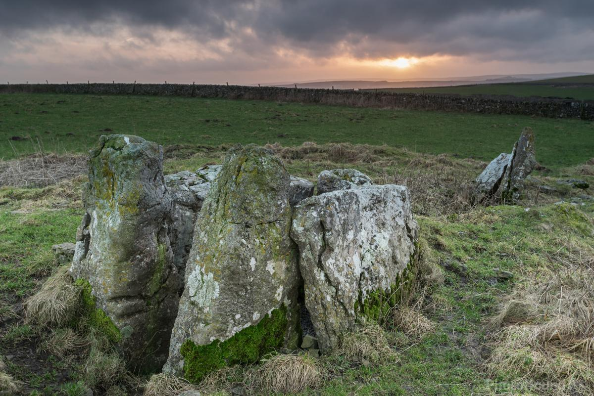 Five Wells Chambered Cairn Solstice