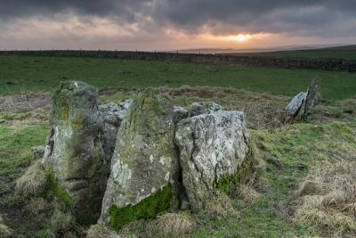 Derbyshire instagram locations - Five Wells Chambered Cairn
