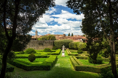 photo locations in Tuscany - Horti Leoni San Quirico d'Orcia