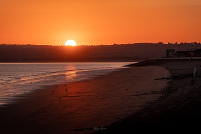 pictures of South Wales - Aberavon Beach