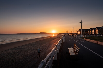 images of South Wales - Aberavon Beach