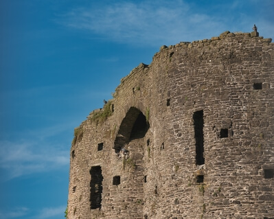 photos of South Wales - Neath Castle