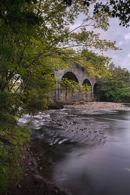 images of South Wales - Aberdulais Aqueduct
