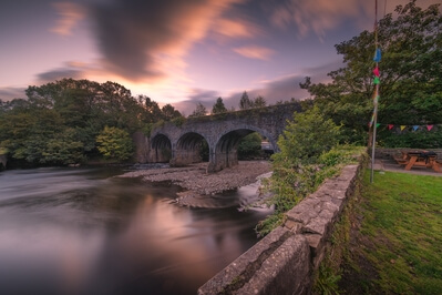 South Wales photography locations - Aberdulais Aqueduct