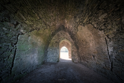 images of South Wales - Neath Abbey - Interior