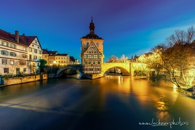 Bayern photo locations - Bamberg Altes Rathaus (Old Council)