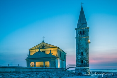 photography locations in Italy - Chiesa della Madonna dell'Angelo in Caorle