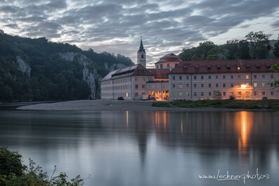 Bayern photography spots - Weltenburg Abbey
