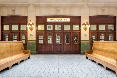 photos of Seattle - Union Station - Interior