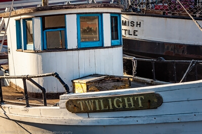 photo locations in King County - Historic Ships Wharf