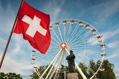 photo spots in Geneve - Geneva Wheel