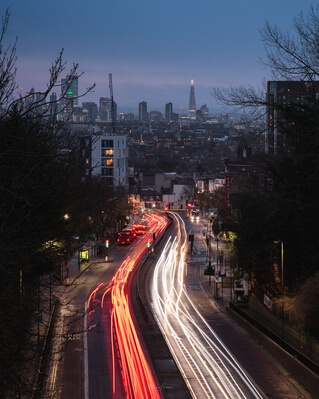 images of London - Hornsey Lane Bridge