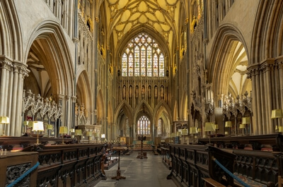 England photography locations - Wells Cathedral