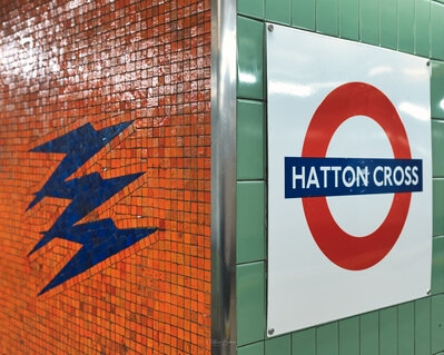 photos of London - Hatton Cross