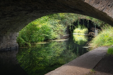 South Wales photography locations - Tennant Canal - Skewen to Neath Abbey