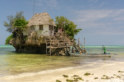 images of Zanzibar Island - The Rock Restaurant