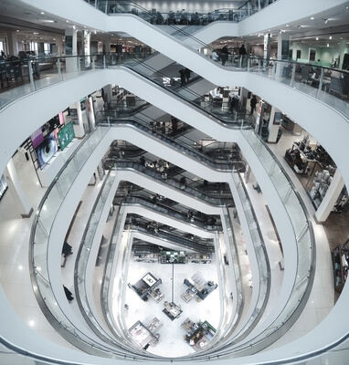 images of London - Peter Jones Department Store